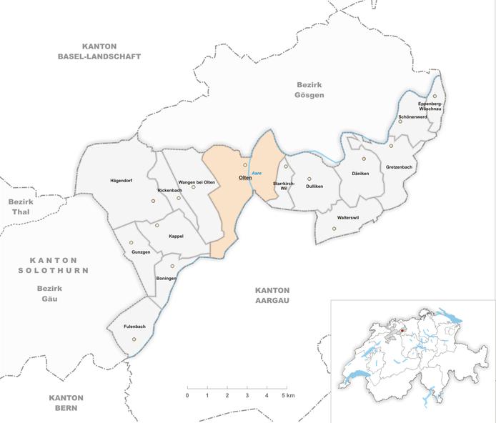 Haus Oder Wohnung Olten Und Region
